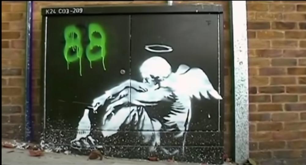 documentario su banksy