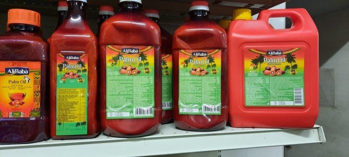 Olio di palma alimentare: c'è… ma non si vede