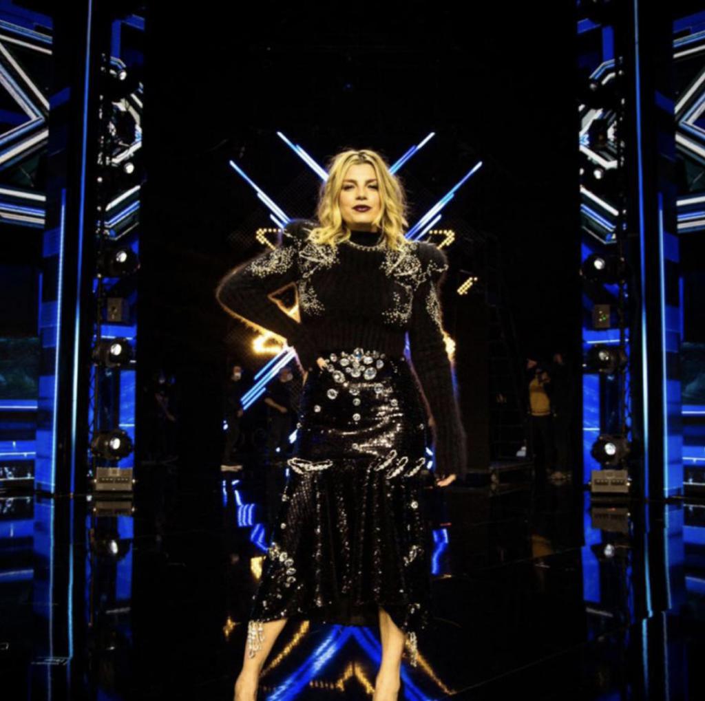 Emma Marrone X Factor 2020