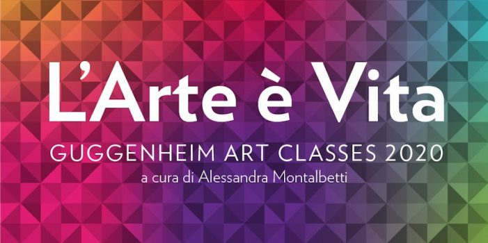 L'Arte è Vita: i colori del Guggenheim nelle lezioni online della Collezione