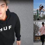 Intervista a Segi 16, lo youtuber che sfreccia sullo skateboard
