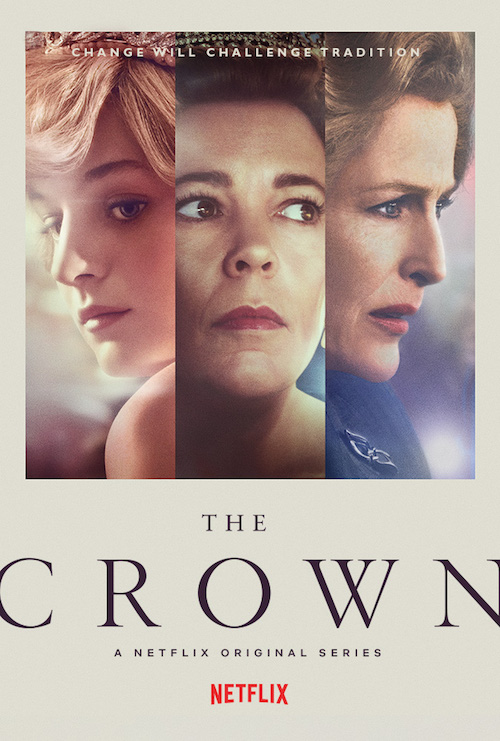 Lady Diana in The Crown