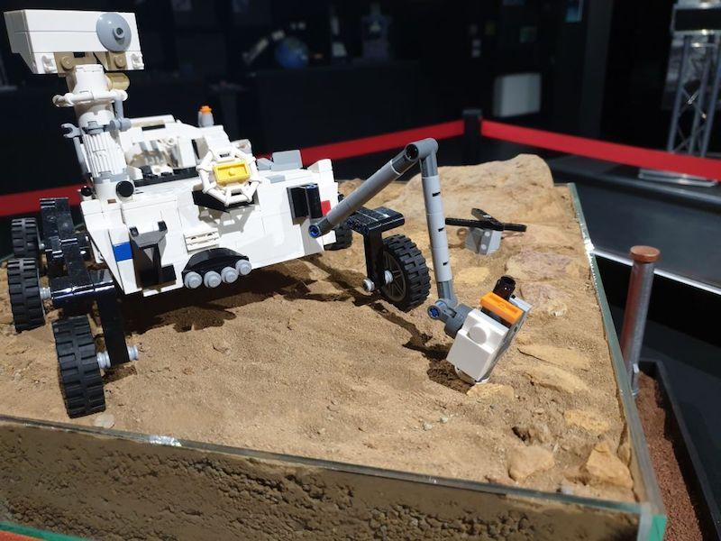 vivere su Marte