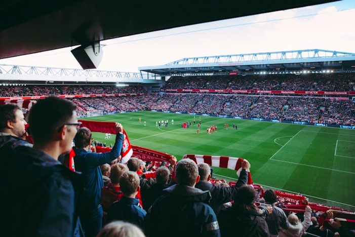Quanto amavamo andare allo stadio!