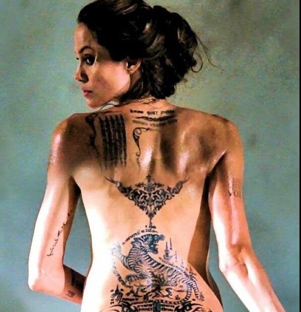 I tatuaggi del cinema