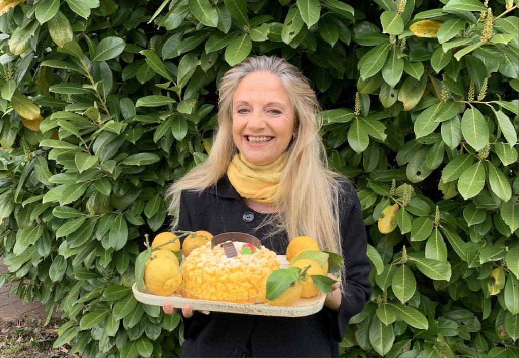 Fabiola Cinque Torta Mimosa 2