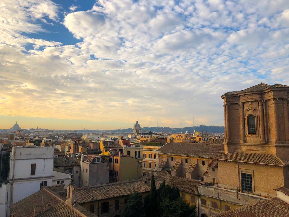 Le terrazze di Roma: