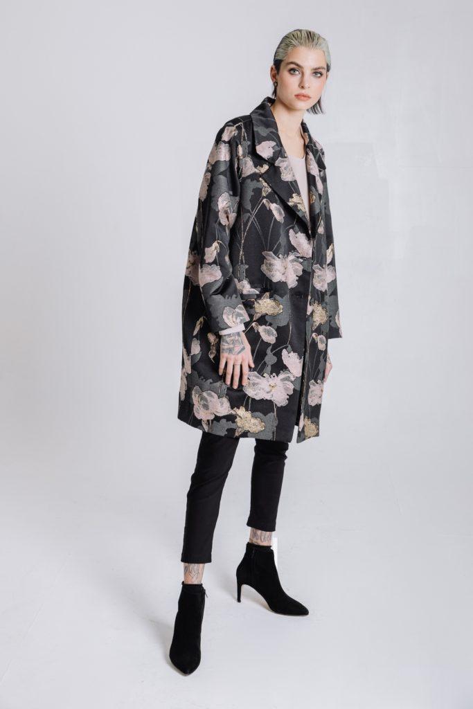 Martino Midali FW21-22 la donna della Milano Fashion Week