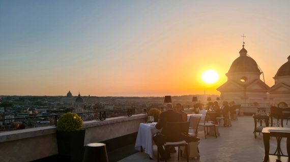 Hotel Hassler: regalarsi un'indimenticabile staycation con gusto e sapori a 5stelle ora è possibile