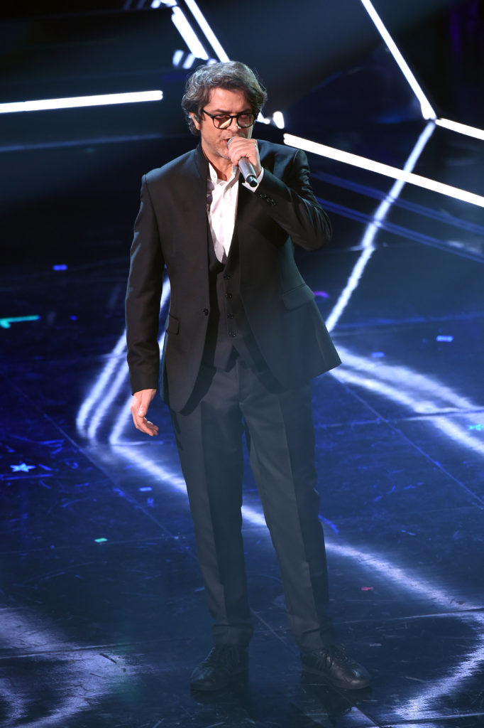 Sanremo 71 Samuele Bersani