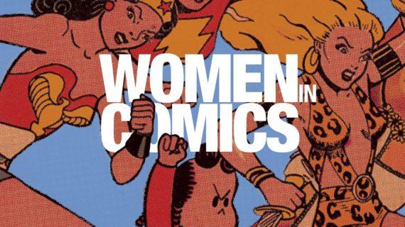 Women in Comics: la rivoluzione femminile del fumetto a Palazzo Merulana