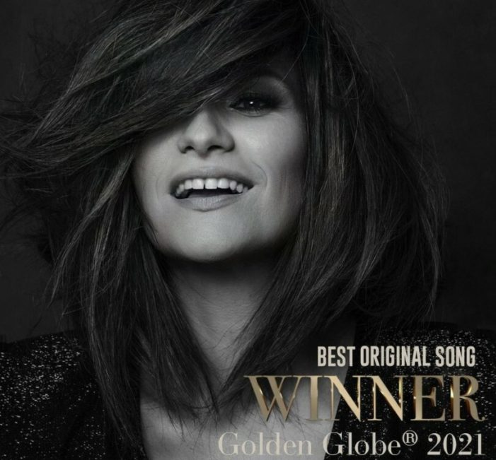 Da La Solitudine a Io Sì: Laura Pausini festeggia il Golden Globe a Sanremo