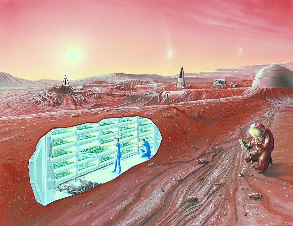 Migliori libri su Marte