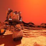 I segreti del Pianeta Rosso: i misteriosi messaggi mostrati su Marte e decifrati online