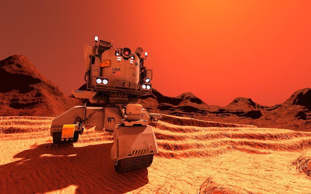 curiosità su Marte