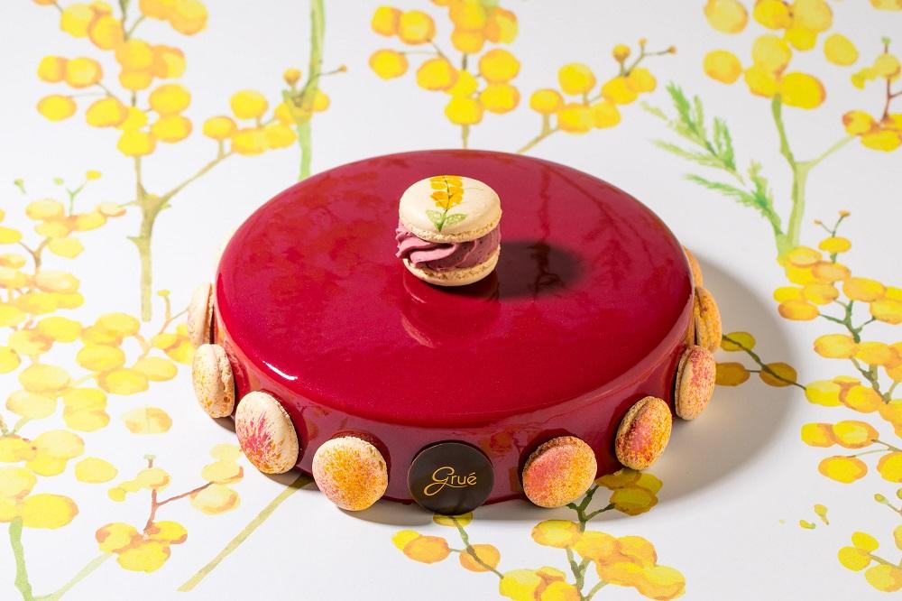 Torta Mimosa Gruè