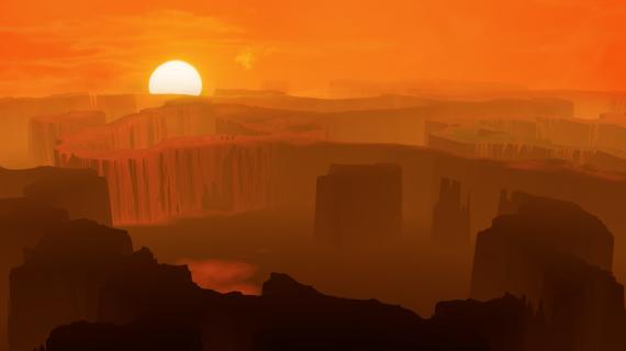 10 incredibili curiosità su Marte che forse non conoscevate