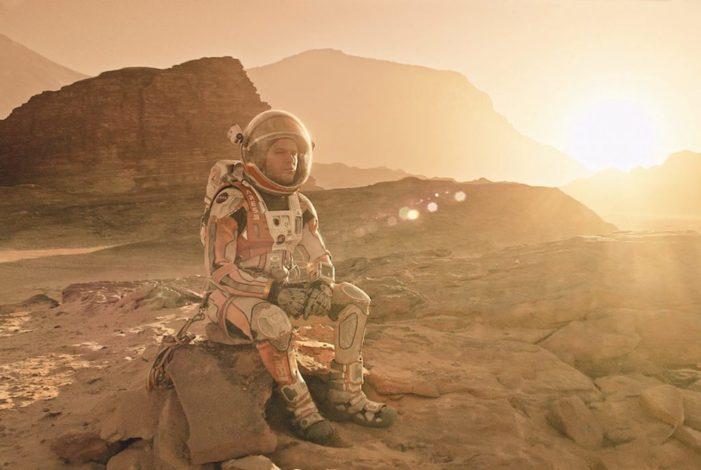 10 film su Marte: un tributo al pianeta rosso