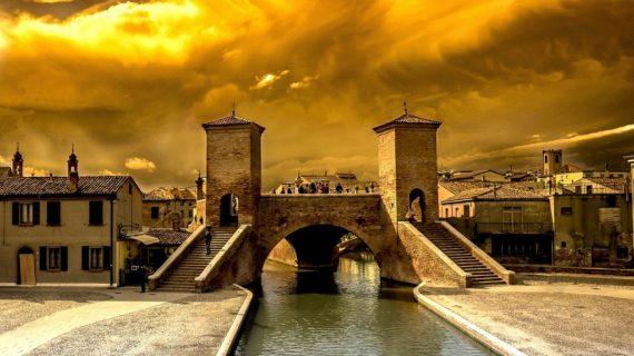 Cosa vedere a Comacchio, la Piccola Venezia emiliana
