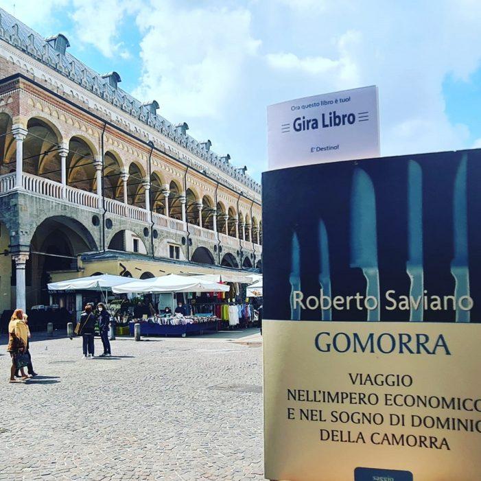 Claudia Tampu: a Padova c'è una ragazza che semina libri