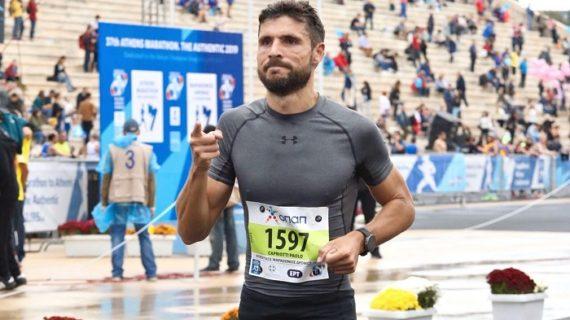"""Your Personal Best, Paolo Capriotti si racconta: """"Il blocco delle maratone? Un duro colpo, ma presto torneremo a correre"""""""