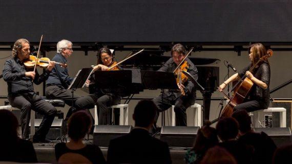 Omaggio a Ennio Morricone: il pianista Leandro Piccione con il Quartetto Pessoa