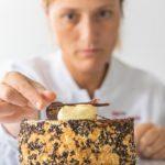 Il tradizionale dolce francese Napoléon in onore delle celebrazioni dei 200 anni