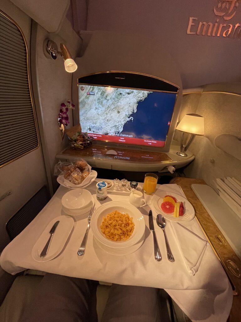 Reward Travel viaggio in first class
