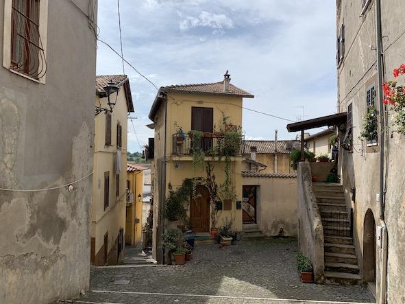foto MyWhere© Centro storico Valmontone atassia