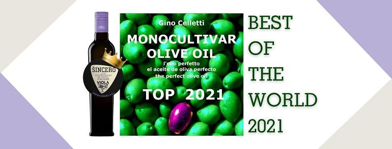 olio d'oliva migliore al mondo