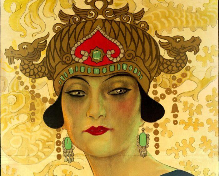 I costumi ritrovati della Turandot e l'oriente fantastico al Museo del Tessuto di Prato