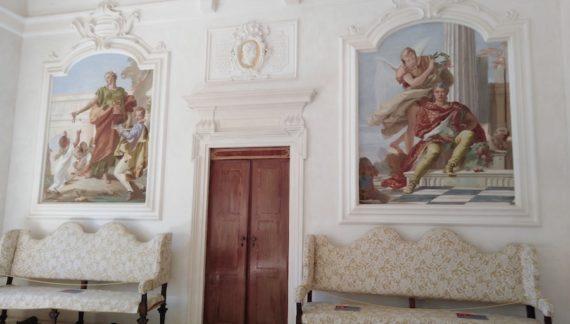 Monteviale: il fascino di Villa Zileri fra arte e natura