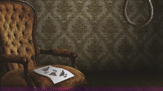 Un cappio per Archibald Mitford: un giallo di tutto rispetto