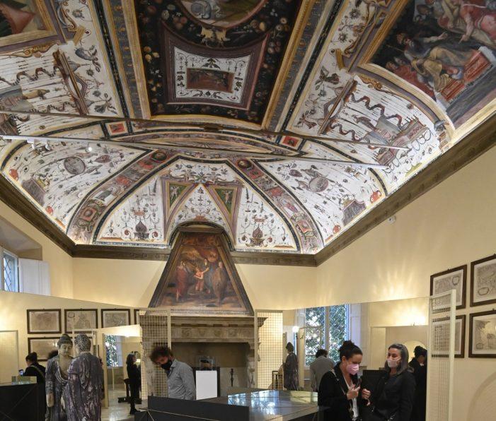 La storia di Palazzo Boncompagni, la casa di Papa Gregorio XIII