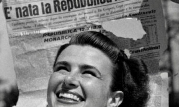 Festa della Repubblica: la Ragazza Repubblicana, il volto-simbolo di un'Italia che rinasce