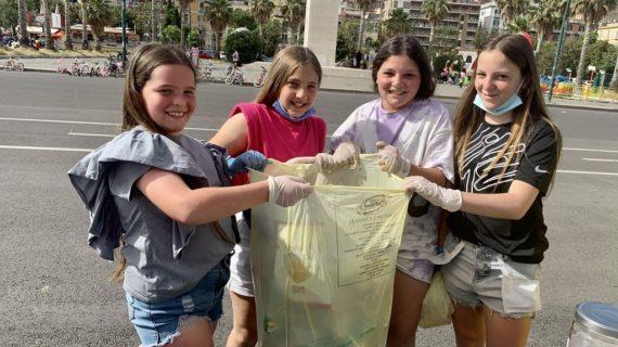 Yet a Mask! Per una Napoli sostenibile e plastic free!