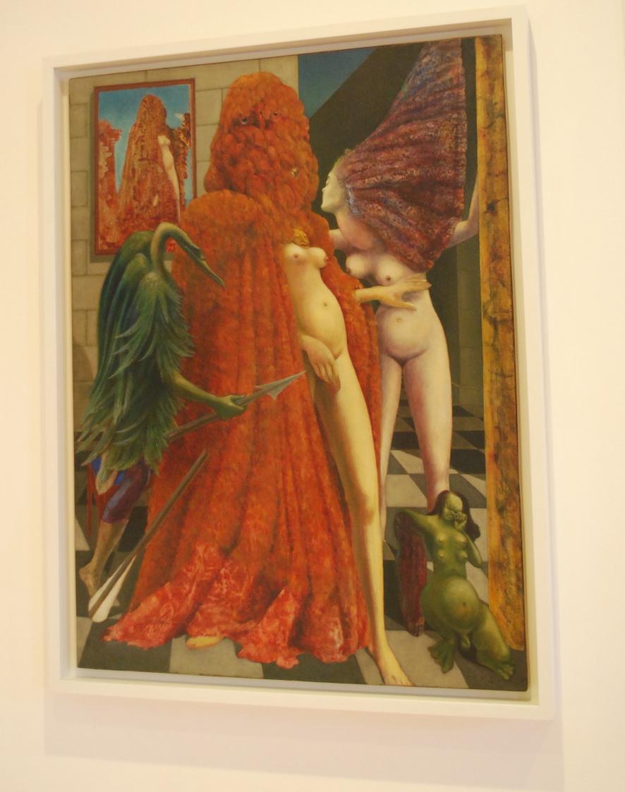Max Ernst Peggy Guggenheim 60