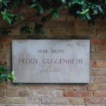Peggy Guggenheim Foto MyWhere