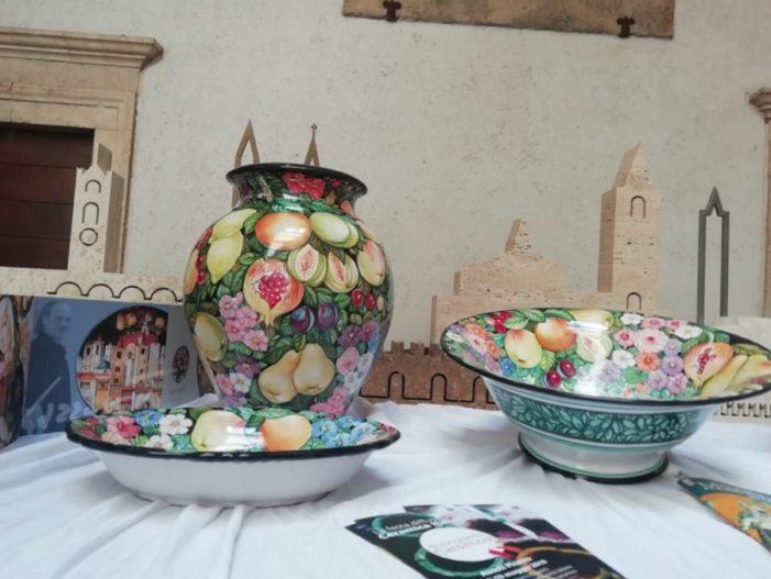 Buongiorno Ceramica, il connubio cibo e ceramica e le città icona di un'arte millenaria