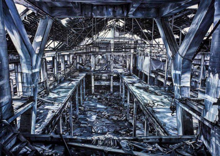 Natura Vincit: il pittore Andrea Chiesi fa rinascere l'uomo attraverso la natura
