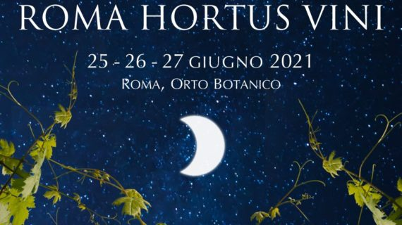 Hortus Vini 2021: biodiversità e grandi vini all'Orto Botanico di Roma