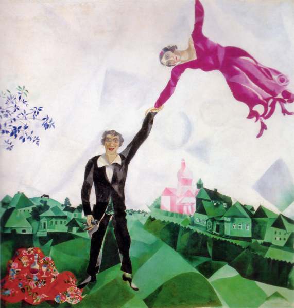 Chagall foto mywhere