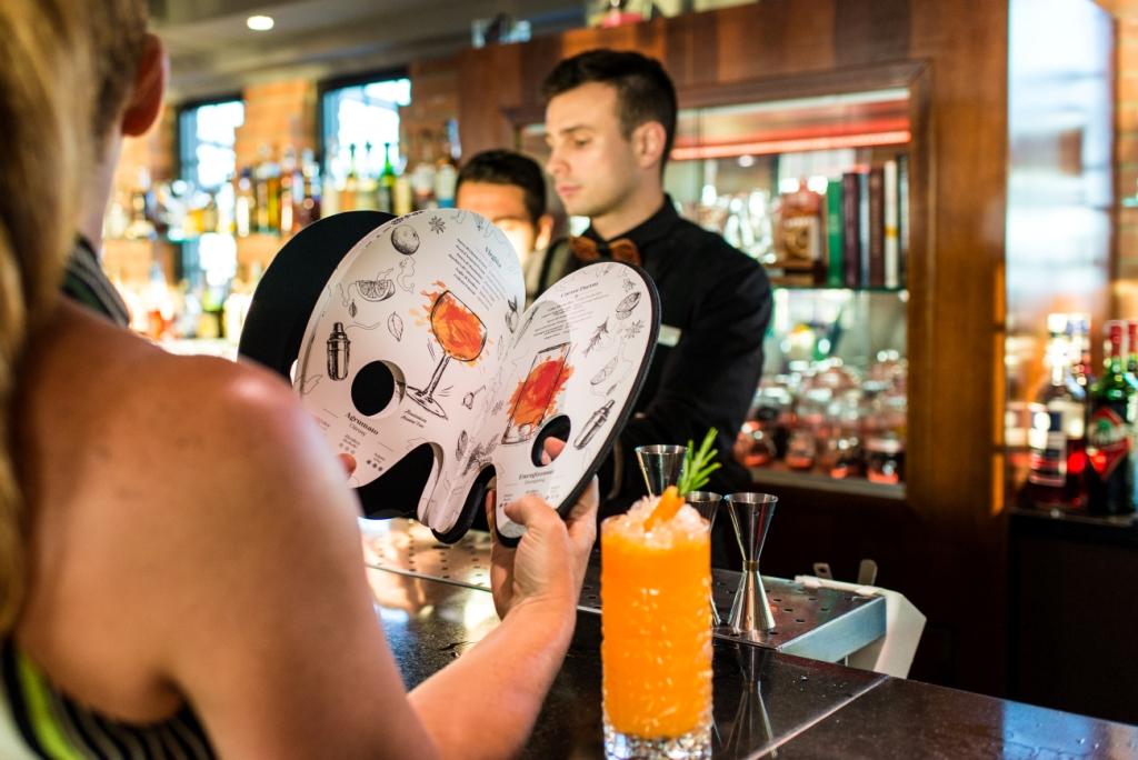 Hilton Venice Skyline Bar