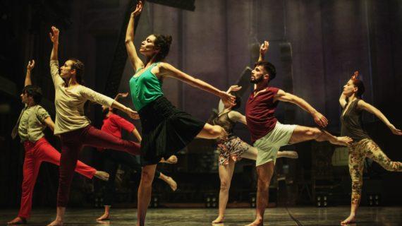 Futuro Festival: il Brancaccio si risveglia e riparte dalla danza
