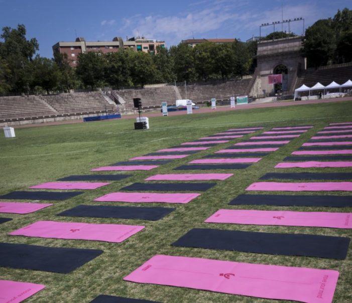 YOGA DAY: celebriamo la giornata mondiale dello yoga con il solstizio d'estate!