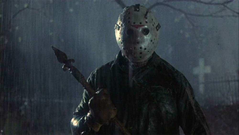 Maschera di Jason oggetti di scena
