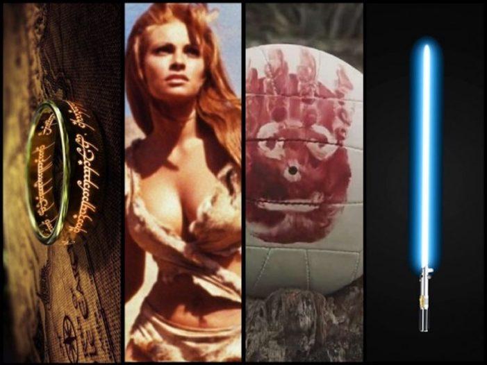 I 10 migliori oggetti di scena della storia del cinema