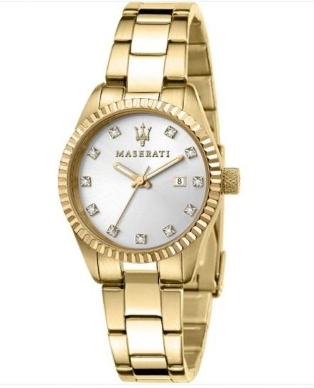 Orologi Maserati, lo stile è servito