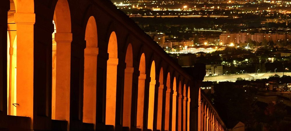 foto racconto Bologna Unesco