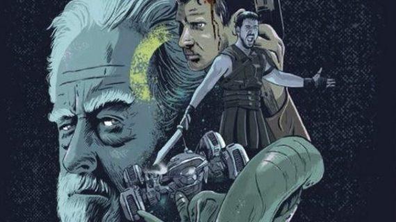 Ridley Scott: il libro d'esordio di Riccardo Antoniazzi è un omaggio al creatore di Alien e Blade Runner